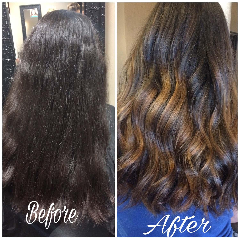 Images Tagged Caramel Hair Color Uniquely Elegant Salon Spa