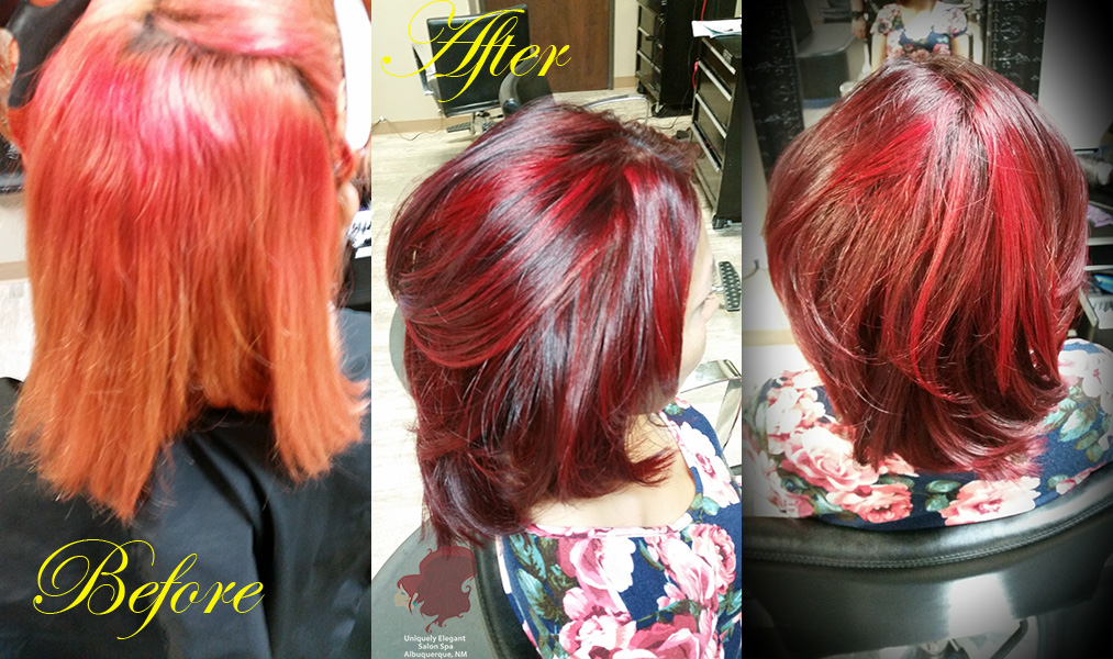 Images Tagged Fashion Red Hair Color Highlights Uniquely Elegant