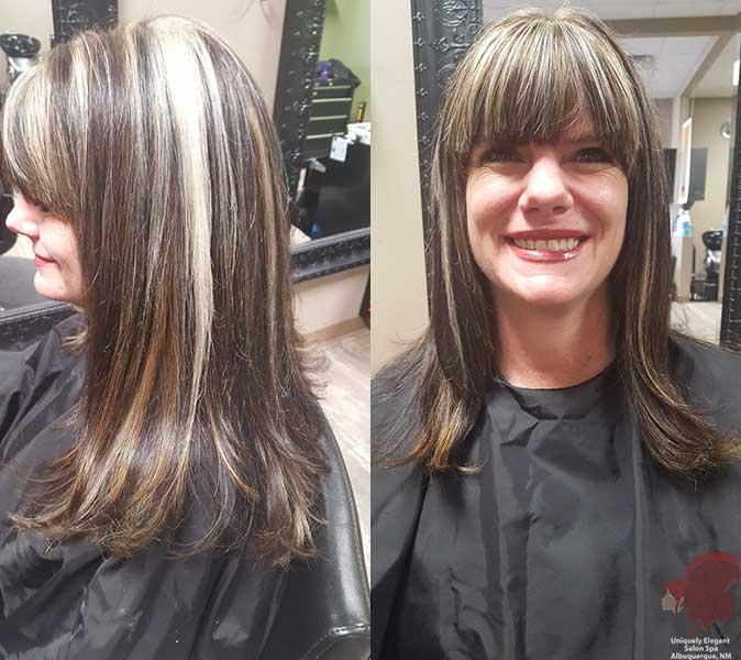 Images Tagged Long Layers Haircut Uniquely Elegant Salon Spa