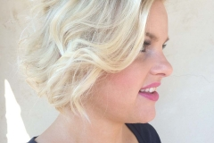 Makeup and Short hair styles for women in Albuquerque, ABQ