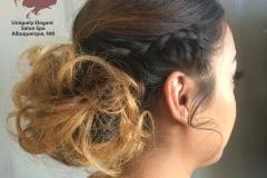 Updo hairstyle - Albuquerque, ABQ