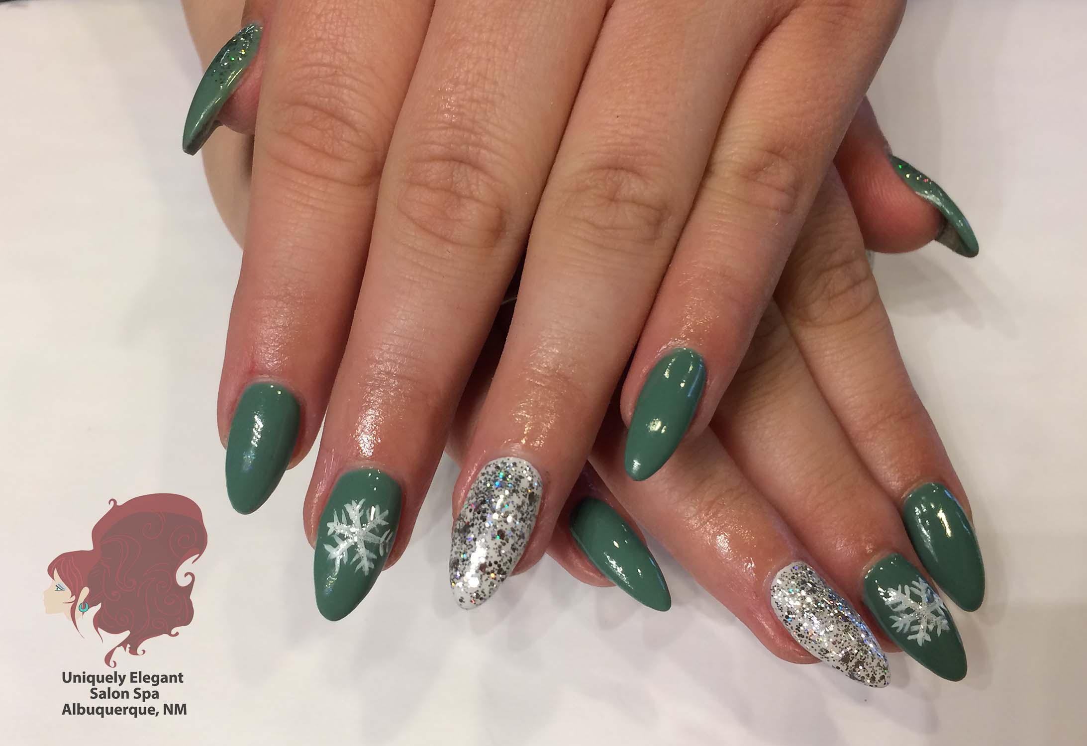 Images Tagged Winter Nail Art Abq Uniquely Elegant Salon Spa