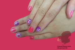 manicure-albuquerque-purple-gel-nails-roses-hearts-stripes