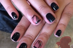 nail transformation fix nail art freehand nail art abq