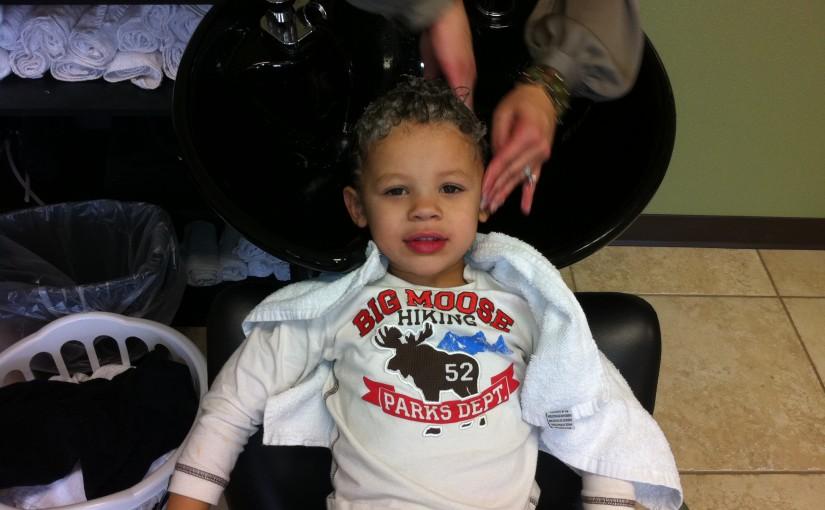 Kids haircut albuquerque
