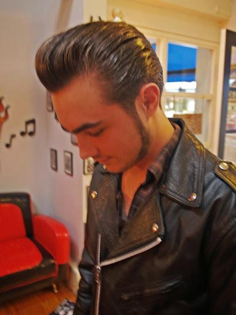 albuquerque rockabilly hair stylist uniquely elegant