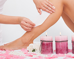 Waxing services at Uniquely Elegant Salon Spa