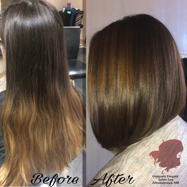 "images tagged ""long-hair-to-short-hair-abq""   uniquely elegant salon spa"