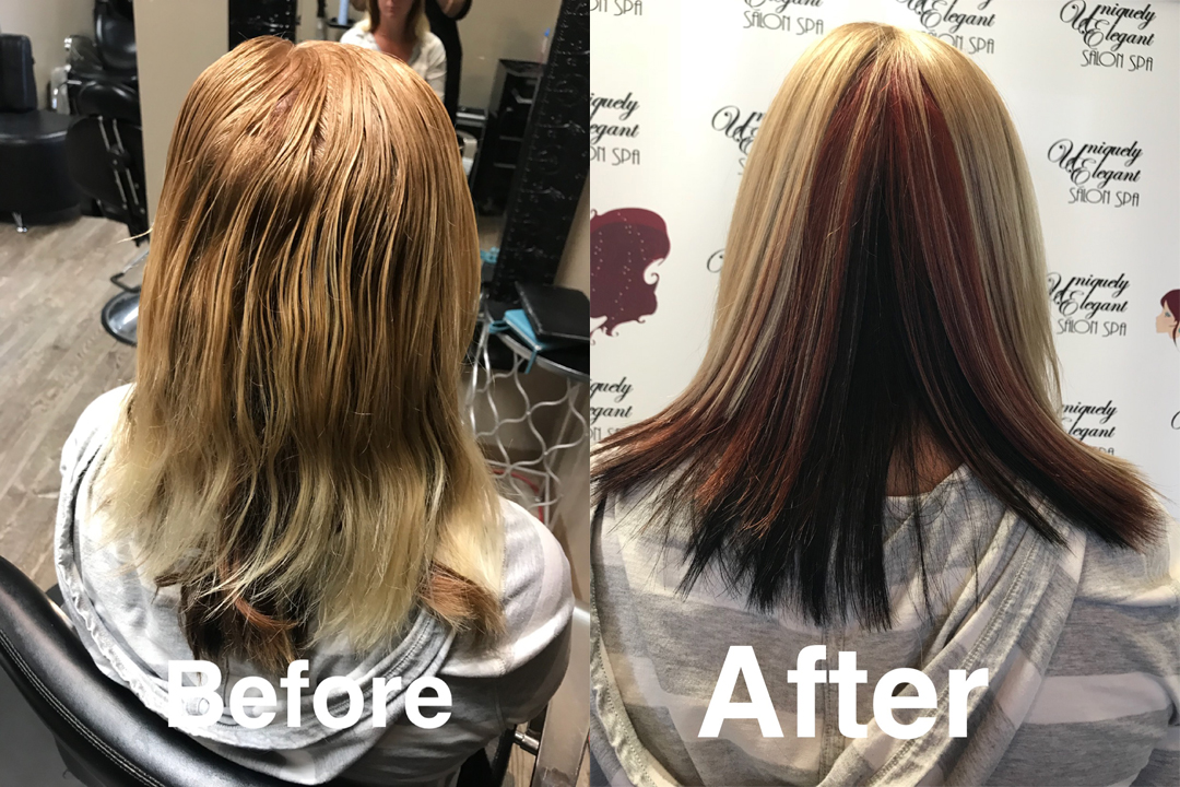 Many images and pics of all types of haircuts and hairstyles in abq, NM | Uniquely Elegant Salon Spa